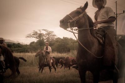 Cowboys an der Autobahn, Kuba