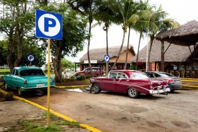 Autobahnraststätte, Kuba