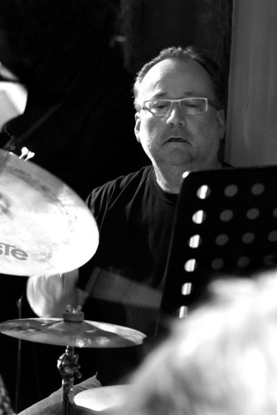 Gerd Schäfer, Drums - Nervenband