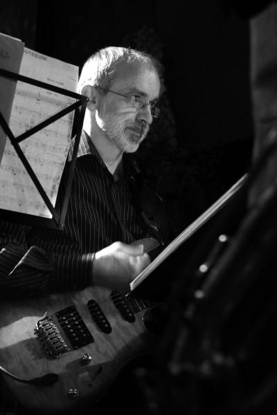 Martin Bärsch, Guitar - Nervenband