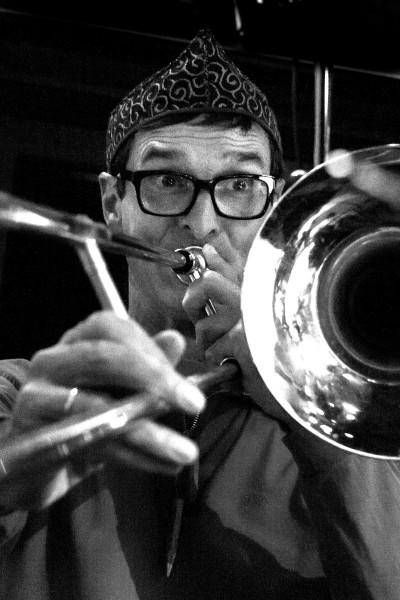 Christian Kolb, Trombone - Nervenband