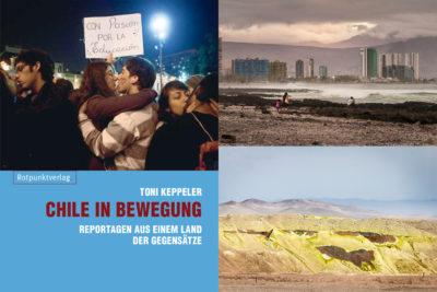 Buch über Chile