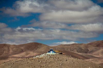 Marienverehrung in der Atacama-Wüste