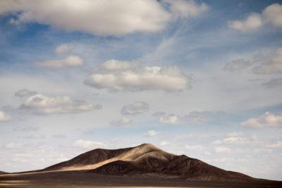 Hochebene in der Atacama-Wüste