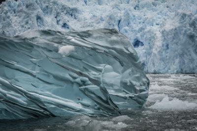 Gletschereis in der Laguna San Rafael