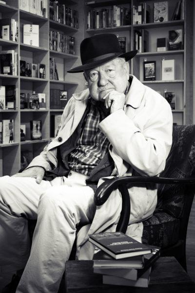 Rolf Vollmann, Autor und Literaturkritiker.