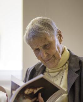 """Inge Jens bei """"Menschen und Bücher"""""""