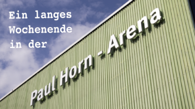 TimeLapse Paul Horn-Arena