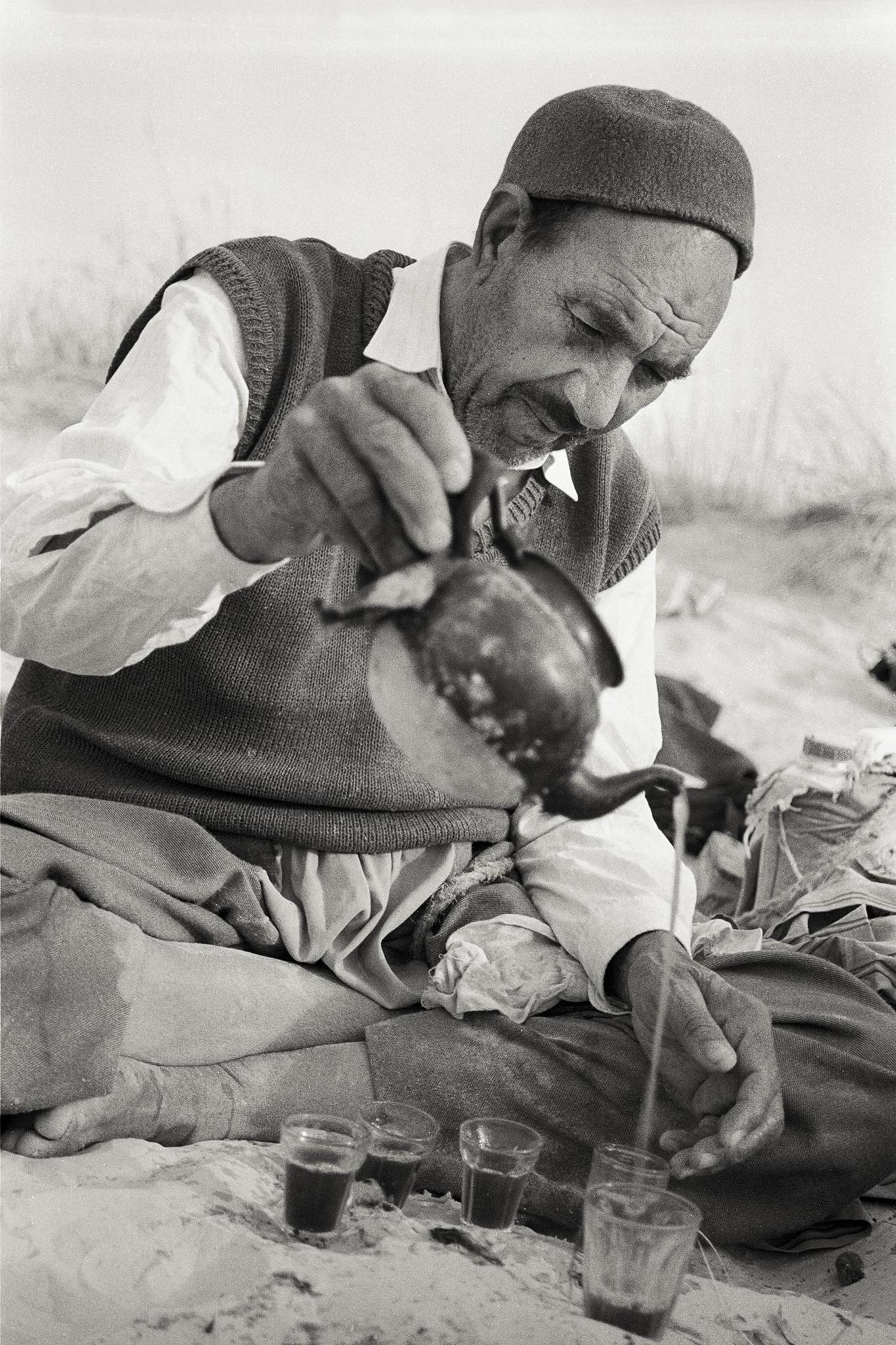 Monsieur Mouldi. Sahara, 2003