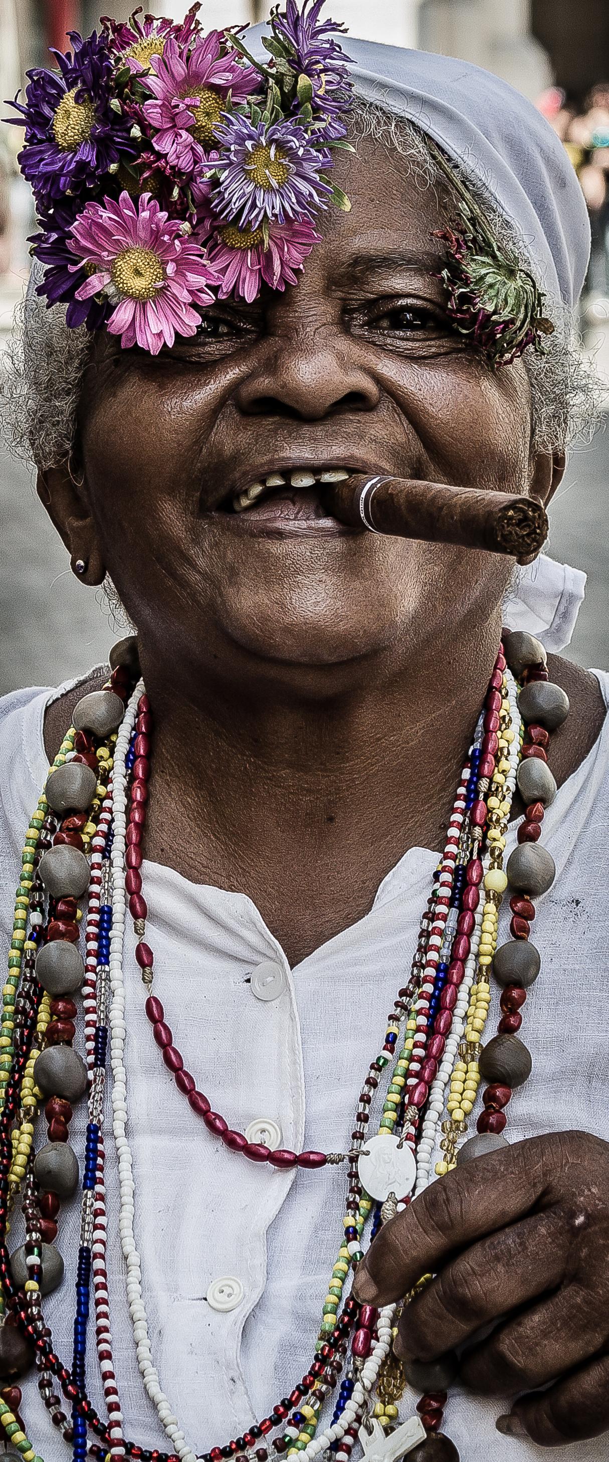 Lazara. Havanna 2015