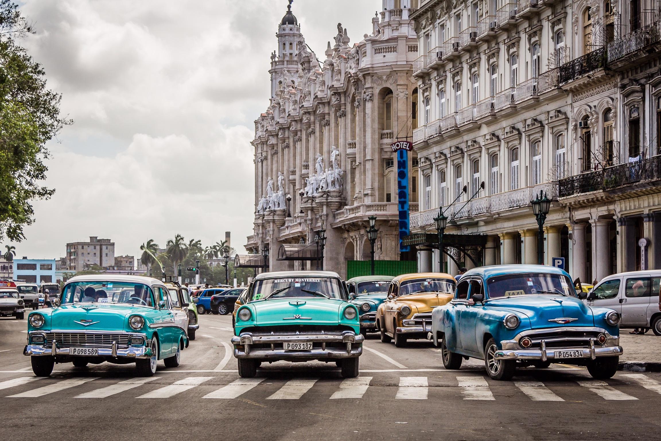 Blubber, blubber. Havanna 2015