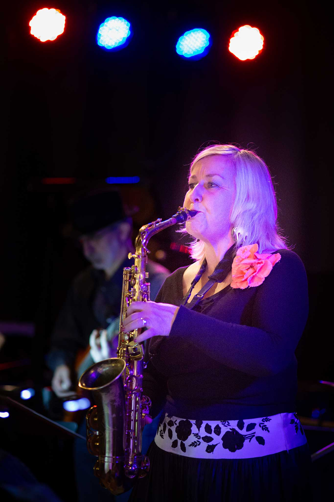 Bettina Scharnowski-Diegel, Altsax+Vocal