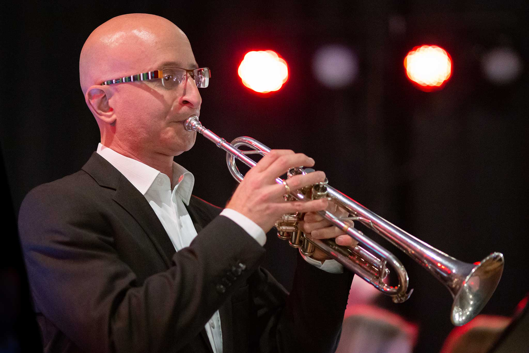 Holger Bär, Trumpet+Vocal