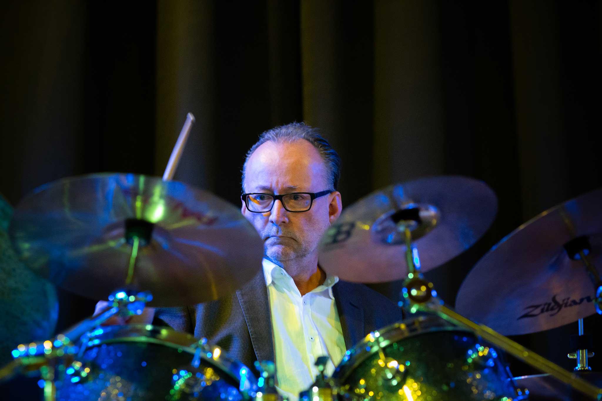 Gerd Schäfer, Drums