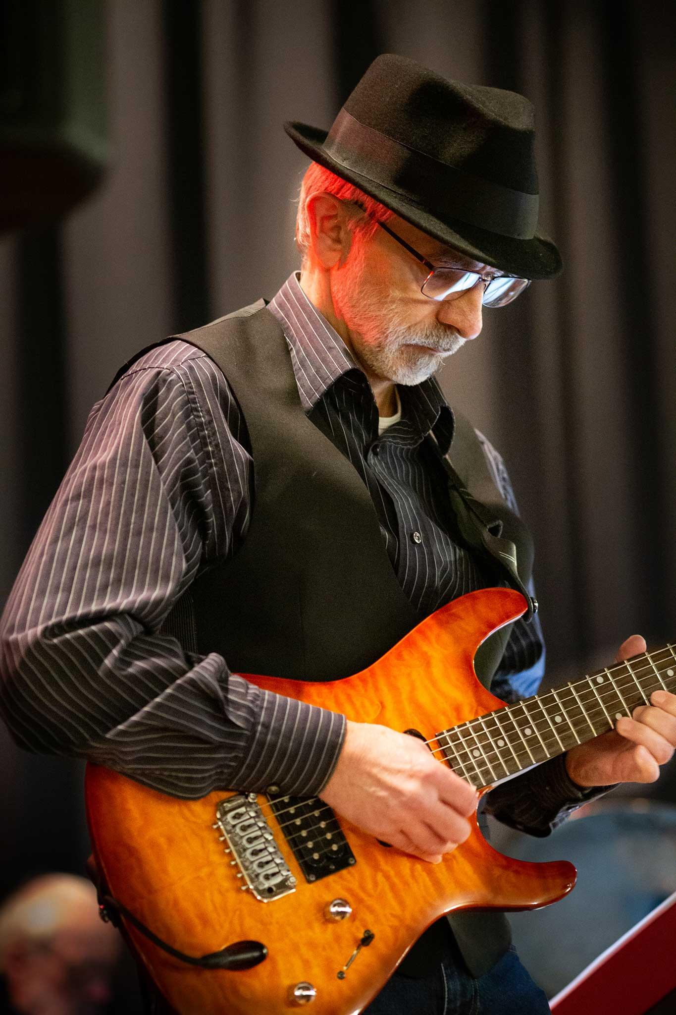 Martin Bärsch, Guitar