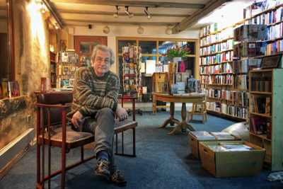 Wolfgang Zwierzynski, Buchhändler